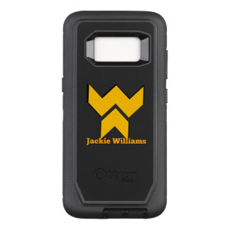 Samsung Galaxy S8 Defender Series Jackie Williams