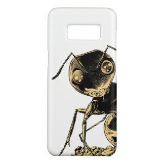 Samsung Galaxy S8 Phone Case - Classic SciFi Ant