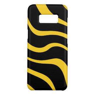 "Samsung Galaxy S 8 case ""Kenya"" - Yellow and black"