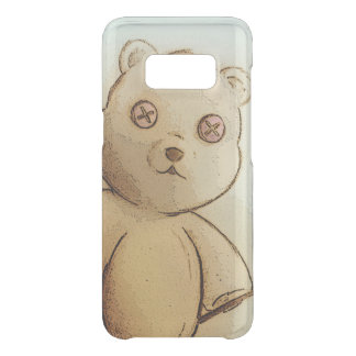 Samsung Galaxy vintage case - Teddy