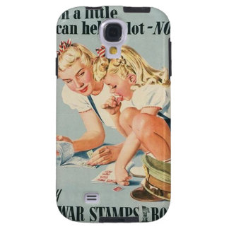 Samsung Galaxy Vintage S4 By Resign WW2 Galaxy S4 Case