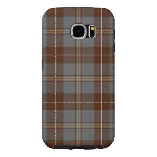 Samsung S6 Galaxy Bernard' S Tartan