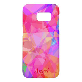 Samsung S7 abstract designed phone case.