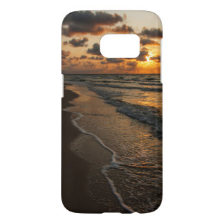 Samsung S7 case - beach sunrise