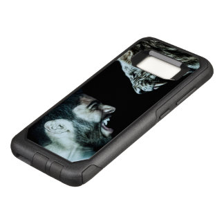 Samsung S8 printed cover