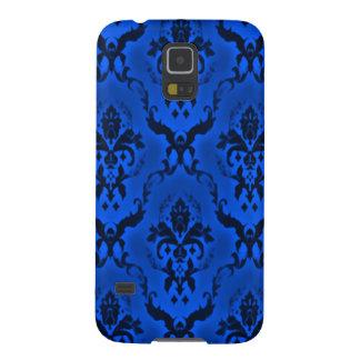 Samsung Vampire Blue Void Pattern Galaxy S5 Covers