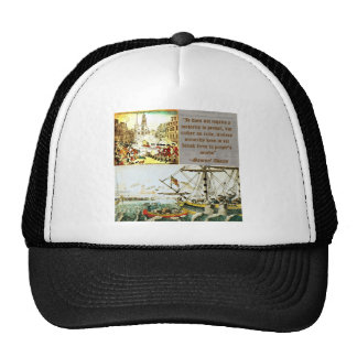 Samuel Adams Hat