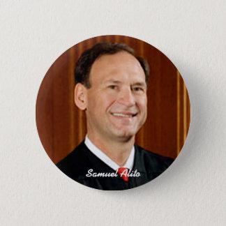Samuel Alito 6 Cm Round Badge