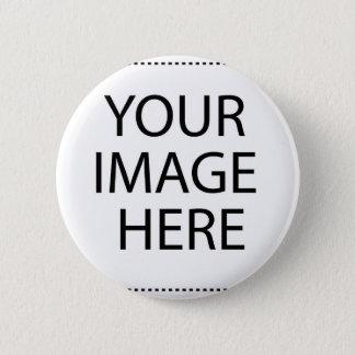 Samuel Beckett 6 Cm Round Badge