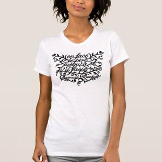 Samuel Beckett_black T-Shirt