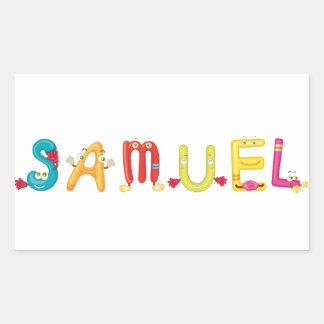 Samuel Sticker