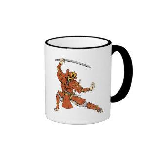 Samurai 4 ~ Ninjas Martial Arts Warrior Fantasy Mug