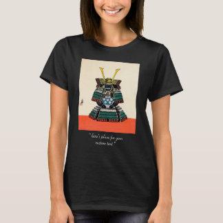 Samurai Armor Ō-yoroi japanese classic art tattoo T-Shirt