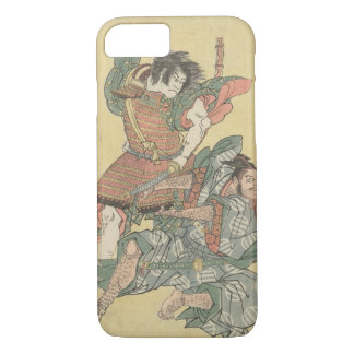 Samurai Artwork Japanese Katana iPhone 7 case