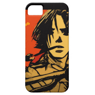 Samurai boy (サムライボーイ) iPhone 5 cover