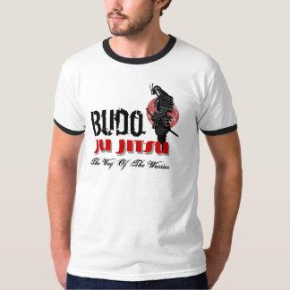 Samurai budo ju jitsu t shirt