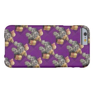 Samurai cat iPhone case