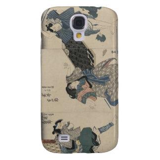 Samurai circa 1800s samsung galaxy s4 cover