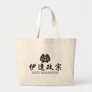 SAMURAI Date Masamune Jumbo Tote Bag