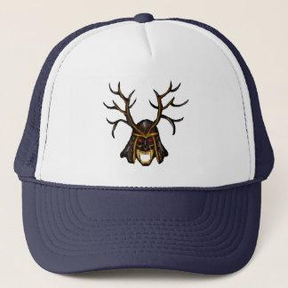 Samurai Helmet Trucker Hat
