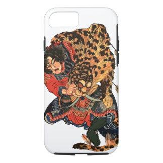 Samurai Hero iPhone 7 Case