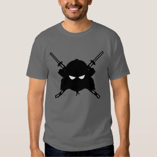 Samurai & Katana Swords T-Shirt