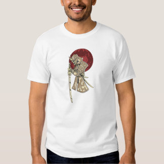 Samurai Moon Warrior Tshirt