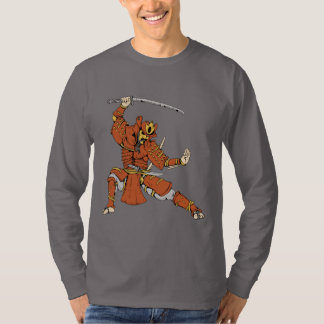 Samurai Ninjas Martial Japanese Warrior Fantasy T-Shirt