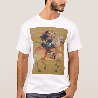 Samurai on Horseback T-Shirt