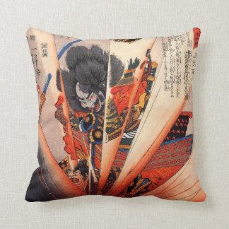 Samurai Pillow