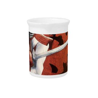 samurai pitcher