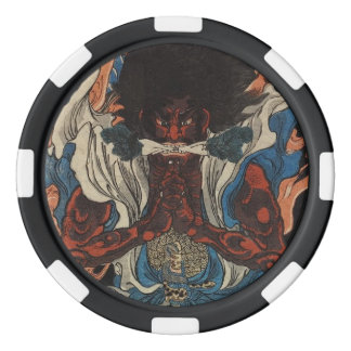 Samurai Poker Chip Set