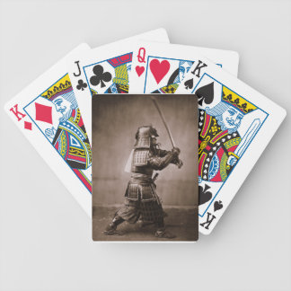 Samurai Poker Deck