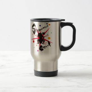 Samurai Seoul Travel Mug