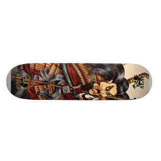 Samurai Skateboard Skidone