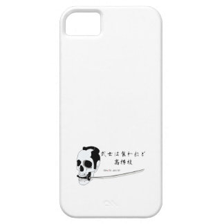 Samurai Skull Barely There iPhone 5 Case