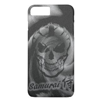 Samurai Skull, Dokuro, Kanji and Japan iPhone 7 Plus Case