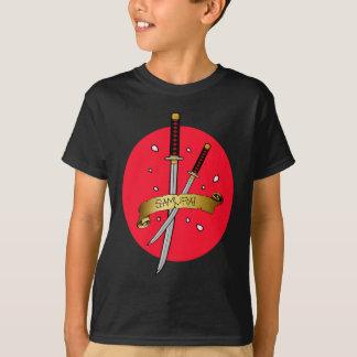 Samurai Sword Tattoo Shirts