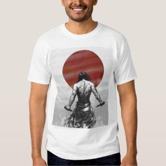 samurai t shirt
