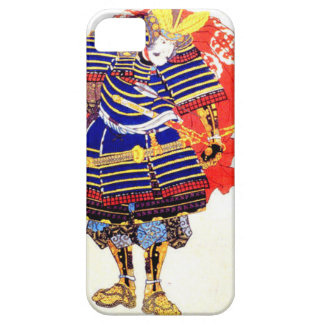 Samurai - Utagawa Kuniyoshi 歌川 国芳 iPhone 5 Cases