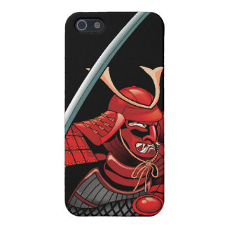 Samurai Warrior iPhone 5/5S Cases