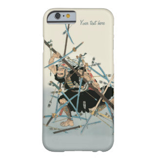 Samurai Warrior Oriental Art 3 Barely There iPhone 6 Case