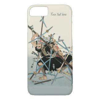 Samurai Warrior Oriental Art 3 iPhone 7 Case