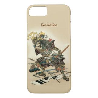 Samurai Warrior Oriental Art iPhone 7 Case