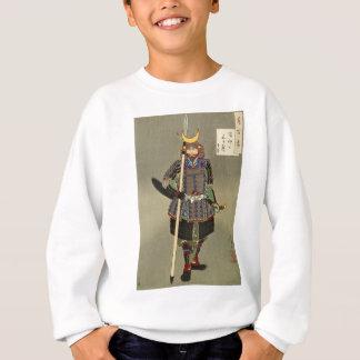 Samurai Warrior Yukimori 山中幸盛 - Yoshitoshi 月岡芳年 Sweatshirt