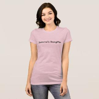 Samurai's Daughter T-Shirt
