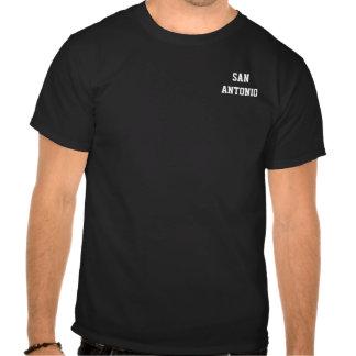 SAN ANTONIO #9 Men's Basic Dark T-Shirt