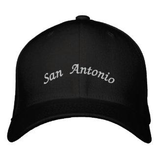 San Antonio Embroidered Cap