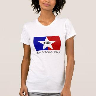 San Antonio Flag Tees
