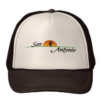 San Antonio Mesh Hats